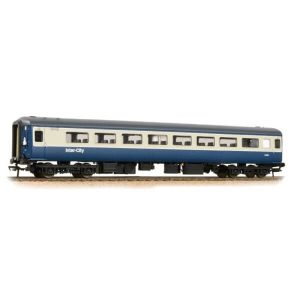 Graham Farish 374-735 BR Mk2F TSO Tourist Second Open BR Blue and Grey