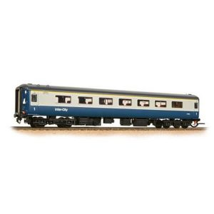Graham Farish 374-760 BR Mk2F FO First Open BR Blue and Grey