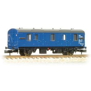 Graham Farish 374-787 BR Mk1 CCT Covered Carriage Truck BR Blue