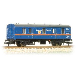 Graham Farish 374-788 BR Mk1 CCT Covered Carriage Express Parcels Red Star