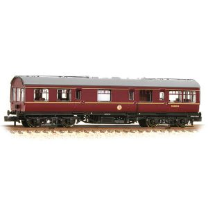 Graham Farish 374-876 LMS 50ft. Inspection Coach BR Maroon