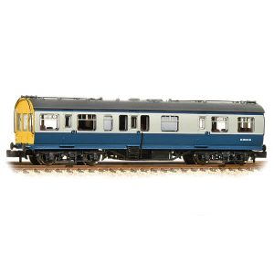 Graham Farish 374-877 LMS 50ft. Inspection Coach BR Blue and Grey