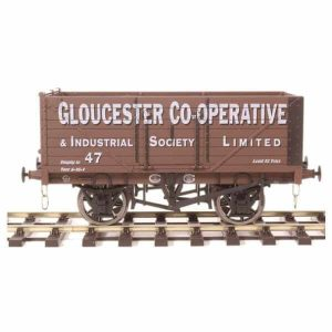 Dapol 7F-071-025 7 Plank Wagon Gloucester Co-op