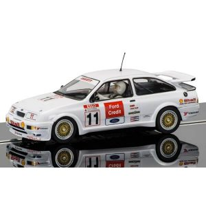 Scalextric C3781 Ford Sierra RS500 No.11 Rob Gravett BTCC Brands Hatch 1990
