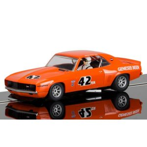 Scalextric C3874 Chevrolet Camaro No.42 Brock Yates Trans Am 1971