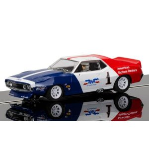 Scalextric C3875 AMC Javelin No.1 George Follmer Trans Am 1972