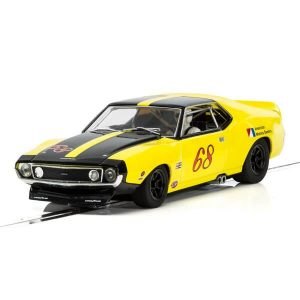 Scalextric C3921 AMC AMX Javelin Roy Woods Racing 1971