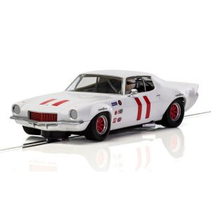 Scalextric C3922 Chevrolet Camaro No.11 Stephen Sorenson Historic Trans Am 2016