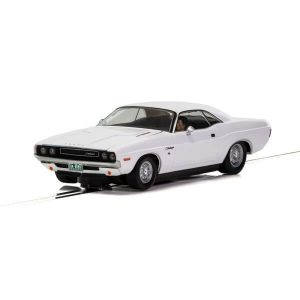 Scalextric C3935 Dodge Challenger White 1970