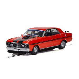 Scalextric C3937 Ford XY Falcon 1970 Candy Apple Red