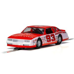 Scalextric C3949 Chevrolet Monte Carlo No.93 Red 1986