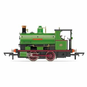 Hornby R3680 Peckett W4 Class 'Forest No.1' Charity Colliery Private Owner