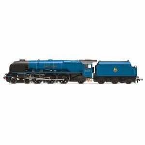 Hornby R3682 Princess Coronation 46225 'Duchess of Gloucester' BR Blue Early Crest