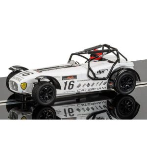 Scalextric C3723 Caterham Superlight R300-S No.16 David Robinson R300 Championship 2015