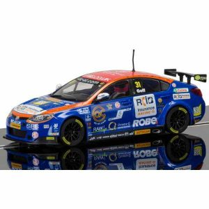 Scalextric C3736 MG6 No.31 Jack Goff BTCC 2015