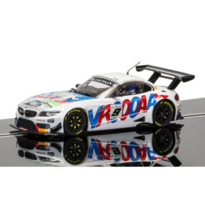 Scalextric C3855 BMW Z4 GT3 No.9 Zanardi / Spengler / Glock 24 Hours Spa 2015