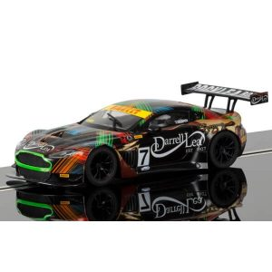 Scalextric C3856 Aston Martin GT3 No.7 Tony Quinn Clipsal 500 Adelaide 2013