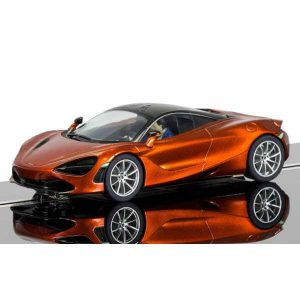 Scalextric C3895 McLaren 720S Azores Orange