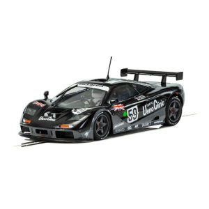 Scalextric C3965A McLaren F1 GTR No.59 Dalmas / Sekiya / Lehto Legends Le Mans 1995 Ltd. Edition