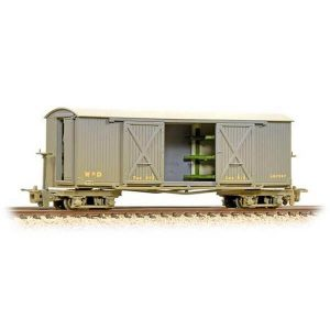 Bachmann 393-025 Covered Ambulance Van WW1 WD Grey Weathered