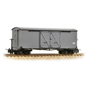 Bachmann 393-026 Covered Goods Wagon Nocton Estates