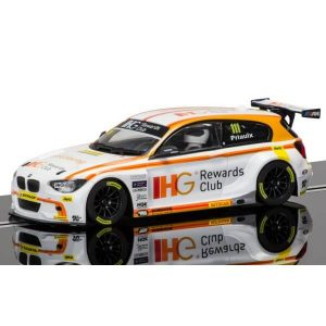 Scalextric C3784 BMW 125 No.111 Andy Priaulx BTCC 2015