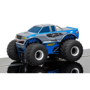 Scalextric C3835 Team Monster Truck 'Predator' Blue