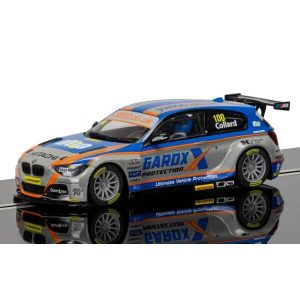 Scalextric C3862 BMW 125 M Sport No.100 Rob Collard BTCC 2016