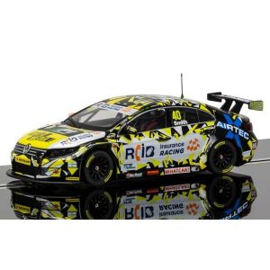Scalextric C3864 VW Passat No.40 Aron Smith BTCC 2016