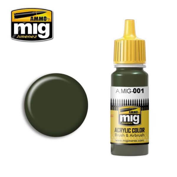 Mig Acrylic MIG001