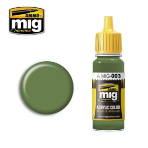 Mig Acrylic MIG003 RAL 6011 Resedagrun