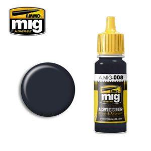 Mig Acrylic MIG008 RAL 7021 Dunkelgrau