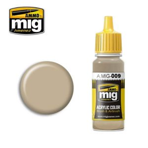 Mig Acrylic MIG009 RAL 7027 Sandgrau