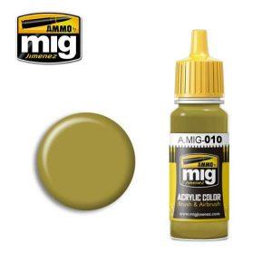 Mig Acrylic MIG010 RAL 7028 Dunkelgelb (Mid War)