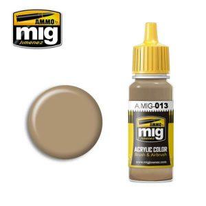 Mig Acrylic MIG013 RAL 8000 Gelbbraun