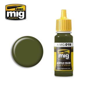 Mig Acrylic MIG019 4BO Russian Green