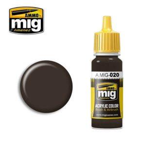 Mig Acrylic MIG020 6K Russian Brown