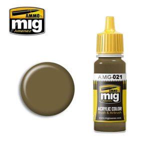 Mig Acrylic MIG021 7K Russian Tan