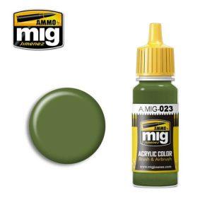 Mig Acrylic MIG023 Protective Green