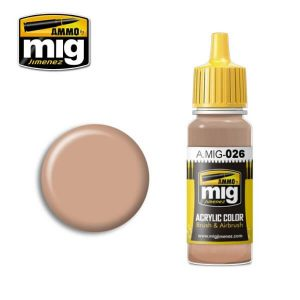 Mig Acrylic MIG026 RAL 8031 F9 German Sand Brown
