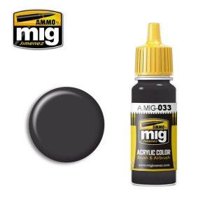 Mig Acrylic MIG033 Rubber & Tyres