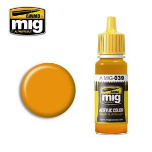 Mig Acrylic MIG039 Light Rust