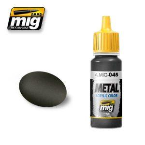 Mig Acrylic MIG045 Gun Metal