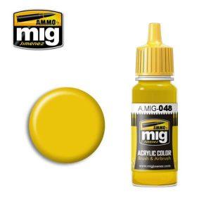 Mig Acrylic MIG048 Yellow