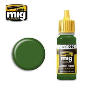 Mig Acrylic MIG060 Pale Green