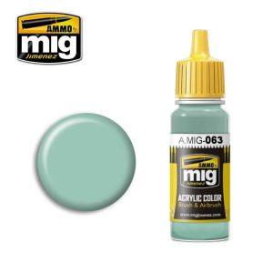 Mig Acrylic MIG063 RLM76 Lichtblau