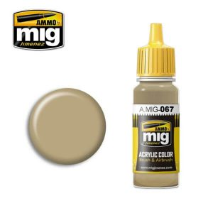 Mig Acrylic MIG067 Light Sand Grey '73