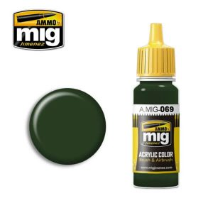 Mig Acrylic MIG069 Blue Green