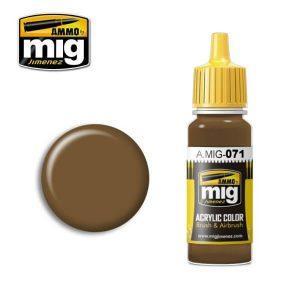 Mig Acrylic MIG071 Khaki
