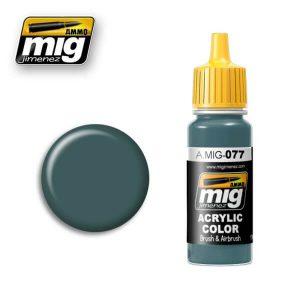Mig Acrylic MIG077 Dull Green